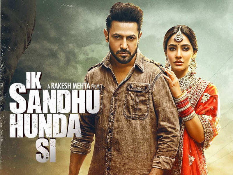 Gippy Grewal's 'Ik Sandhu Hunda Si' to re-enter in Canadian theatres