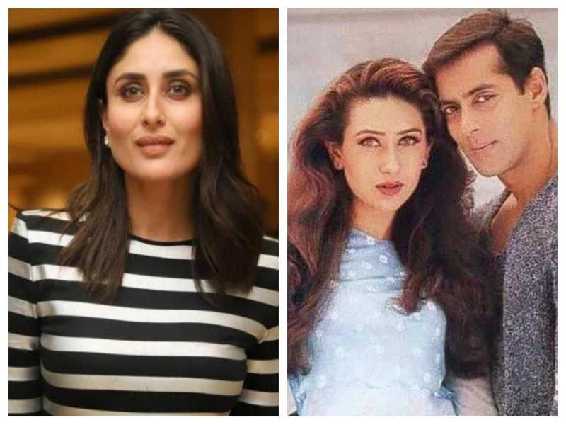 Throwback Thursday! Kareena Kapoor Khan says for her Salman Khan will always be sister Karisma Kapoor's hero