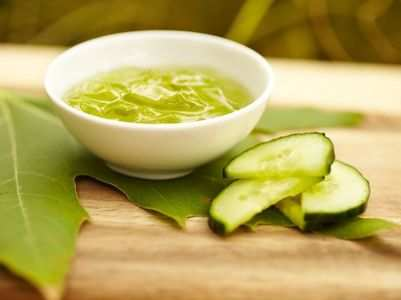 5 amazing benefits of cucumber face mask