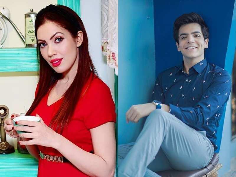 Taarak Mehta Ka Ooltah Chashmah's Munmum Dutta and Raj Anadkat indulge in funny banter on Instagram; read