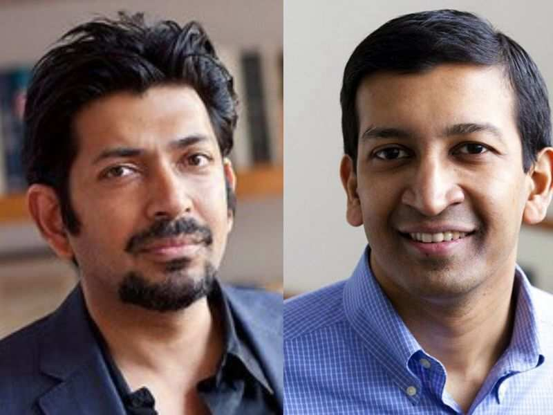 (Photo: Siddhartha Mukherjee/ Twitter; Prof Raj Chetty/ www.rajchetty.com)