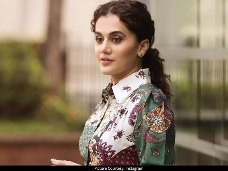 After an unsatisfactory response for steep EB bill, Taapsee says the reading is far from approximate