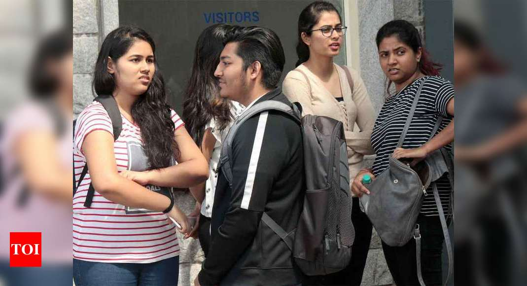 UoH constitutes task-force for resumption of academic activites – Times of India