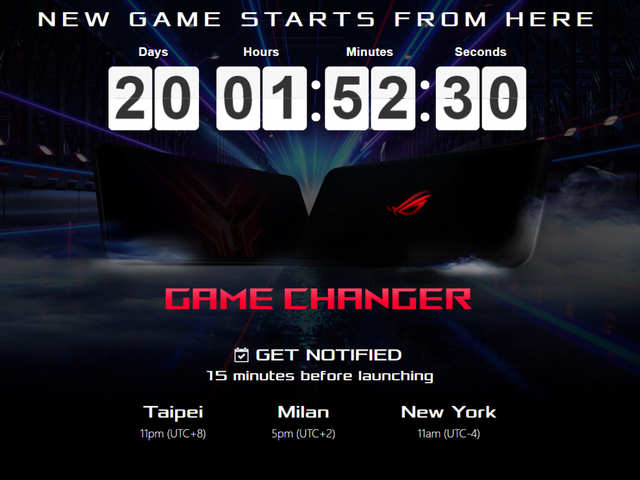 Asus to unveil ROG Phone 3 on July 22