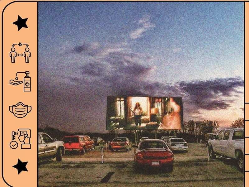 Catch a movie with your pals at this Drive In Theatre this weekend