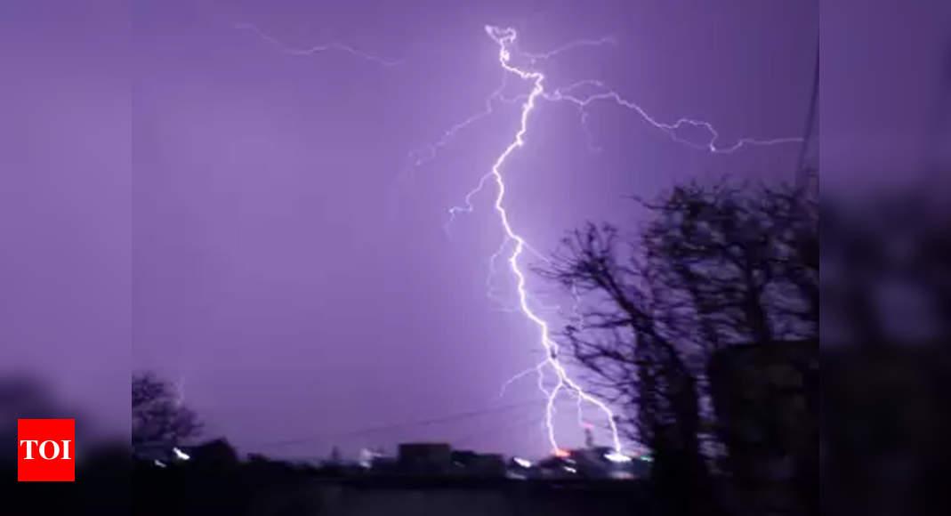 26 killed in recent lightning strikes in Bihar thumbnail