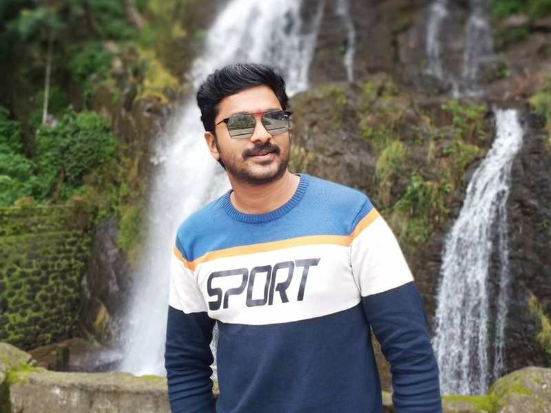 Exclusive - Mangalya Dhosham fame Arun Padmanabhan : People must understand that everyone who is in self-quarantine is not COVID-19 positive