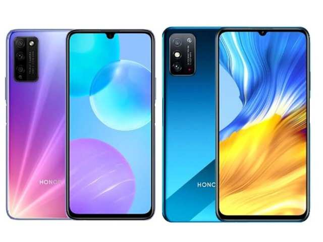 Honor 30 Lite and Honor X10 Max with MediaTek Dimensity 800 processor launched in China: Price, specs and more