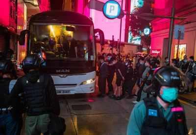 Hong Kong activist Nathan Law says he fled city