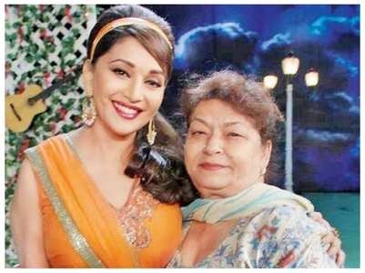 Saroj's last onscreen Bollywood choreography