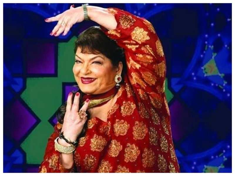 Did You Know Saroj Khan Worked As A Choreographer For This Hollywood Film Hindi Movie News Times Of India