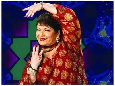 Saroj Khan worked for THIS Hollywood film