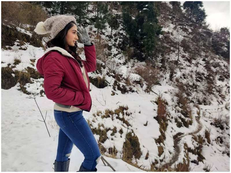 Flashback Friday: Deepti Sati is missing her Mussoorie trip