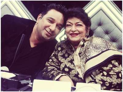 Ahmed Khan opens up about Saroj Khan