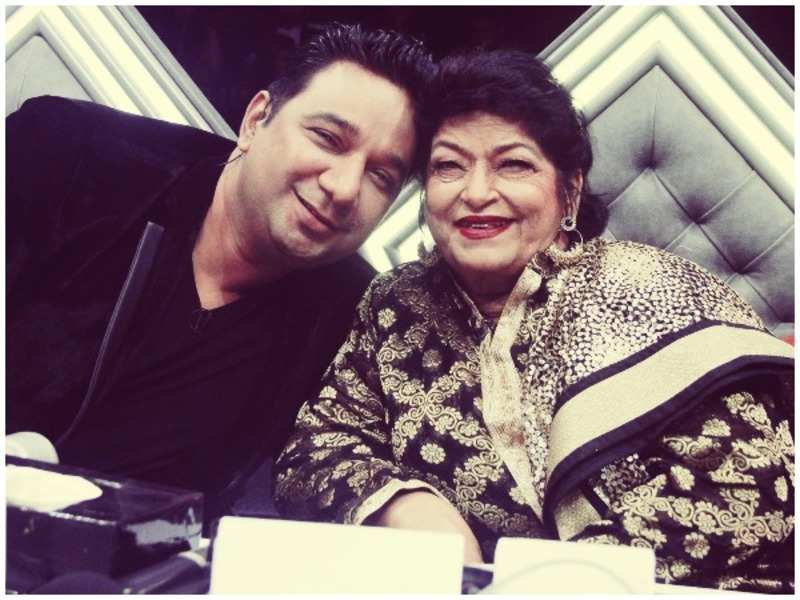 Ahmed Khan: Saroj Khan and I would have a lot of fights! I wanted her to rest, but she wanted to focus on work