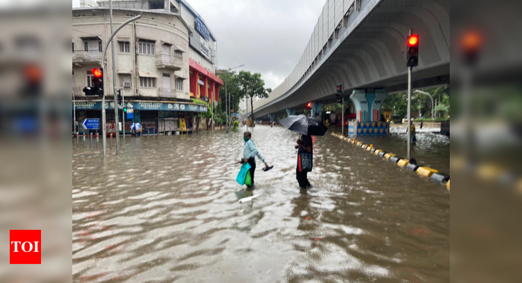 Heavy rain continues to lash Capital, district on high