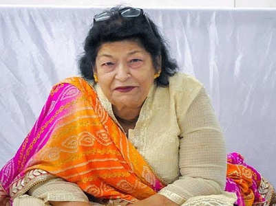 Everything about Saroj Khan's personal life