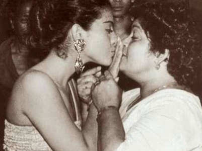 Kajol fondly remembers Saroj Khan