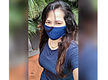 Bhojpuri actress Seema Singh urges fans to wear a face mask