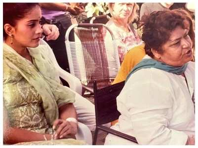 Sonali Kulkarni on the demise of Saroj Khan