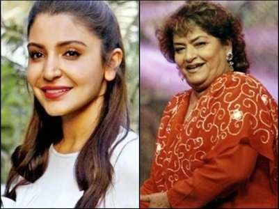 Anushka Sharma fondly remembers Saroj Khan