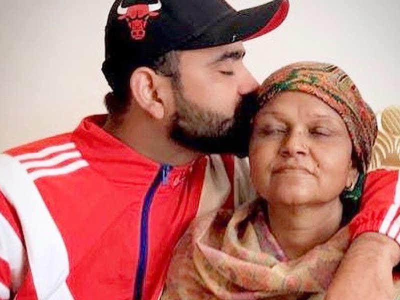 Remembering his mother, Amrit Maan pens a sweet note