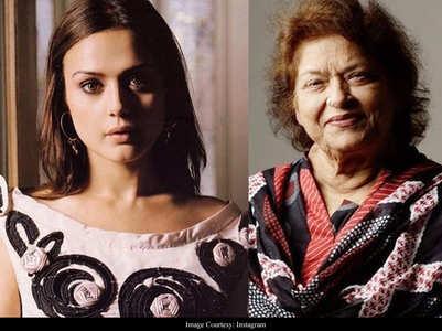 Preity mourns Saroj Khan's demise