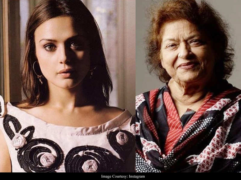 "Saroj Khan passes away: Preity Zinta remembers everything that 'masterji' taught her, ""lip sync a song, dance gracefully & be a hindi film Heroine"""