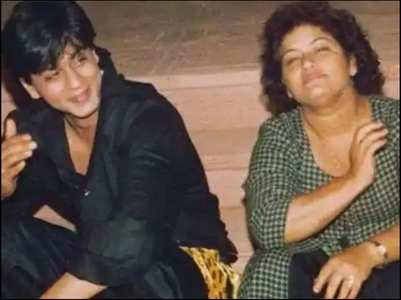 SRK: Saroj Khan was my first genuine teacher