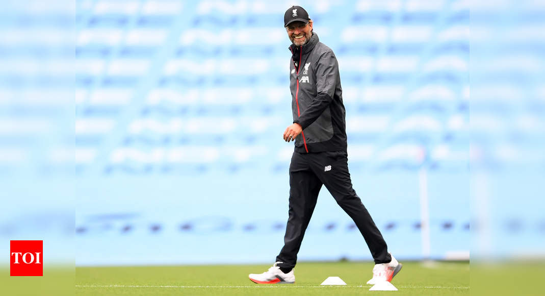 Jurgen Klopp targets strong finish after Manchester City thumping | Football News – Times of India