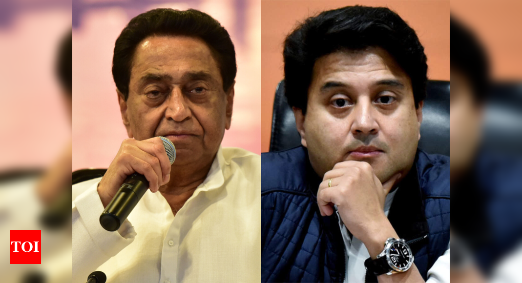 Which tiger, paper or circus: Kamal Nath mocks Scindia | India News – Times of India