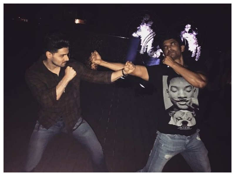 Sooraj Pancholi: Sushant Singh Rajput was really good to me and I respected him as my senior