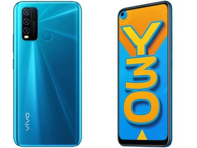 Vivo Y30 with 5000mAh battery and HD+ display launched: Price, India availability and more
