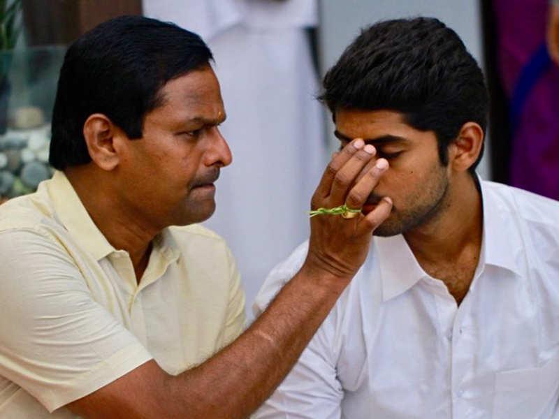 Thalapathy Vijay's Master has Kathir's father making his acting debut