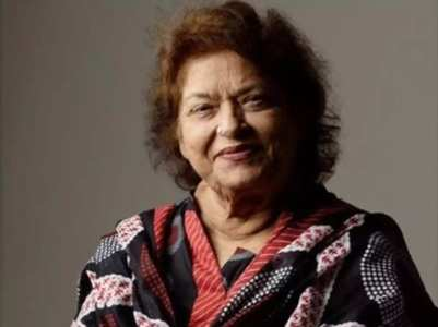 When Saroj Khan starred as a chorus girl