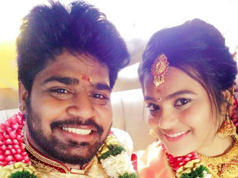 Actor Kathirvel announces engagement with Sindhu with an adorable post