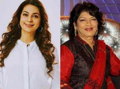 Juhi Chawla: Saroj Khan was sheer magic
