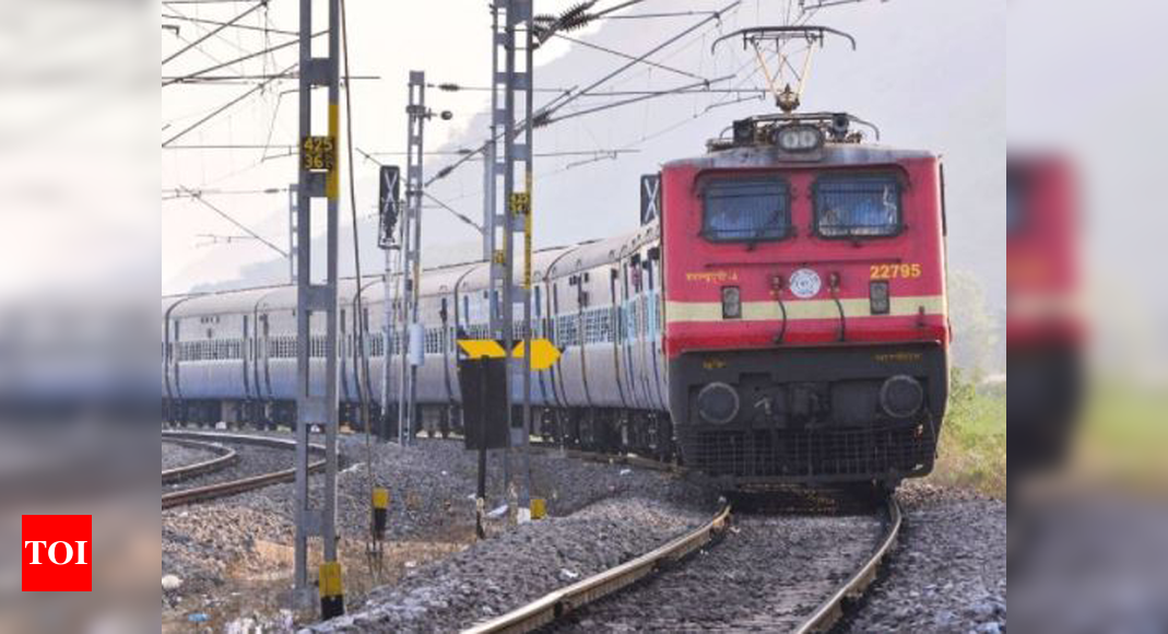 No job cuts but profiles may change: Railways – Times of India
