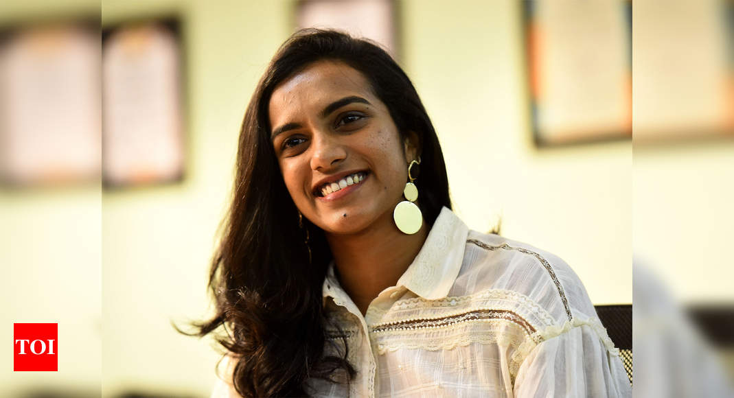 You have to enjoy sports instead of thinking about winning and losing: PV Sindhu | More sports News – Times of India