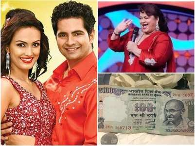 When Saroj Khan gave Rs 101 to Nisha-Karan