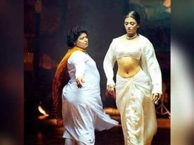 Aishwarya Rai Bachchan remembers Saroj Khan