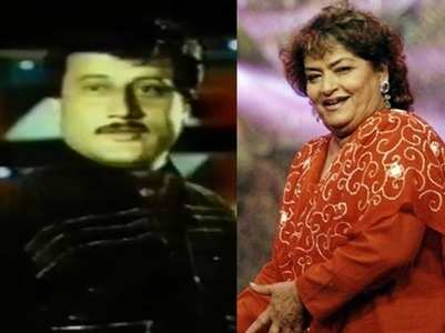 Anupam Kher on Saroj Khan's demise; read post