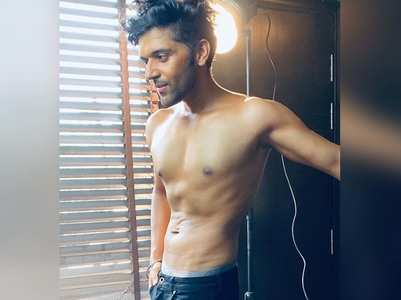 Guru Randhawa's body transformation photos