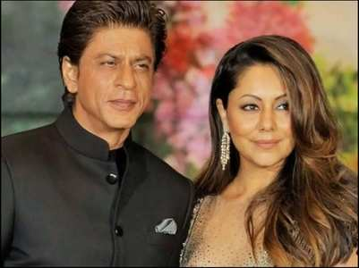 SRK, Gauri's social media banter is adorable