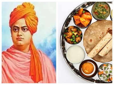 The unexplored side of Swami Vivekananda, his love for food