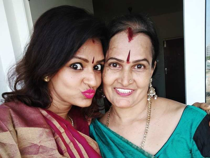 Dance Jodi Dance 3.0 fame Anandhi Ajay thanks mom Renuka for being her biggest inspiration with an adorable post