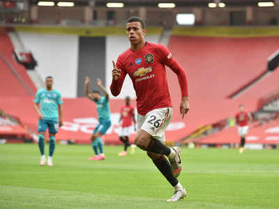 Mason Greenwood's professional mentality proven in win vs Bournemouth