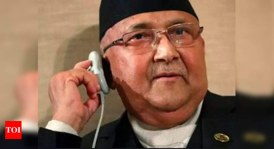 Nepal's ruling communist party meet to decide PM KP Oli's fate deferred till Monday – Times of India