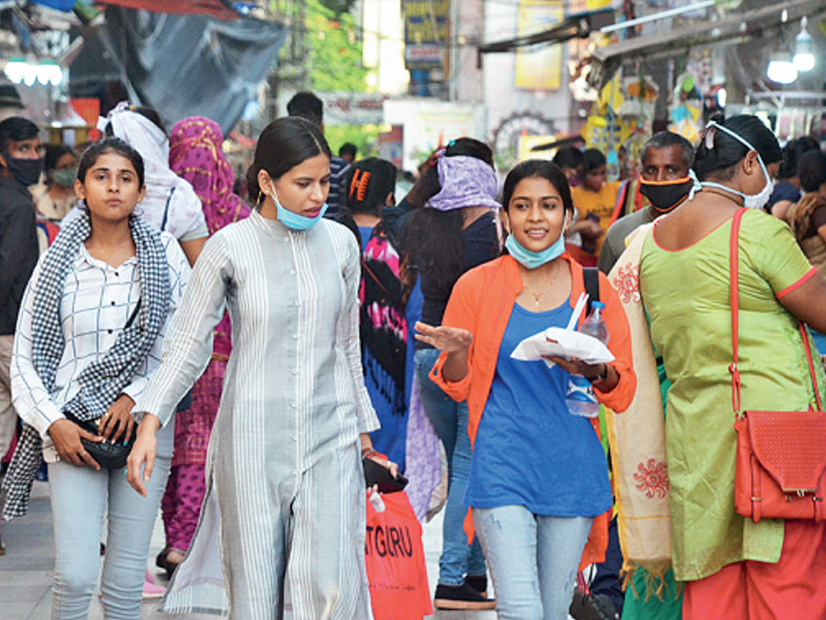 Unmasked: Those callous about Covid precautions Beware: Covid has killed  105 in Bhopal, so mask up   Bhopal News - Times of India