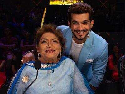 'Saroj ji taught us to love the art of dance'